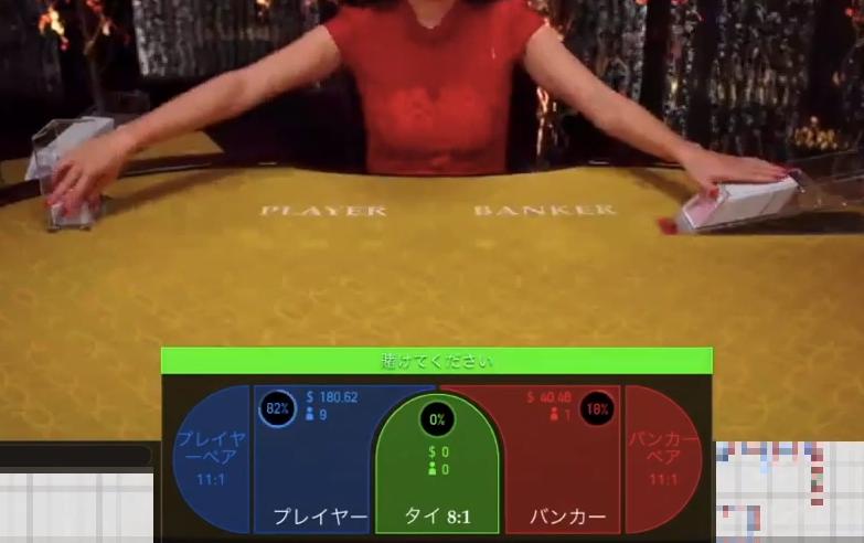 カジノ必勝法 パーレー法