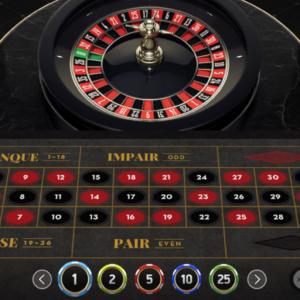 カジノ必勝法、マーチンゲール法
