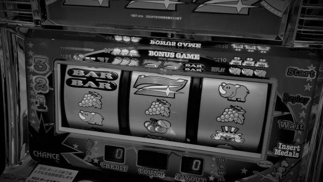 パチスロユーザー必見、オンラインカジノのスロット
